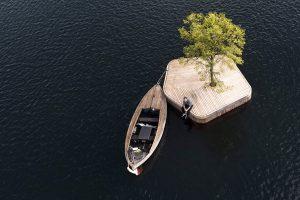 Copenaghen islands, un esempio di biofilia