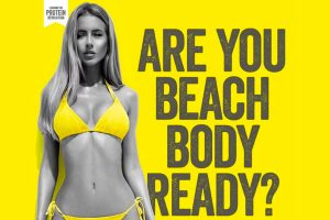 campagna are you beach body ready, protein world