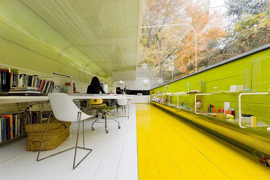 studio di architettura selgas cano e biofilia