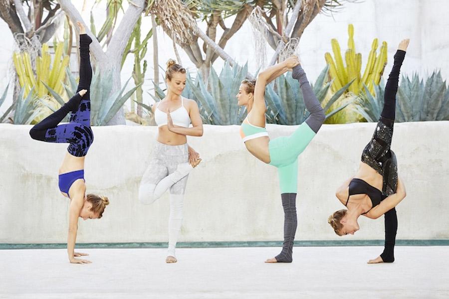 alo yoga, digital branding