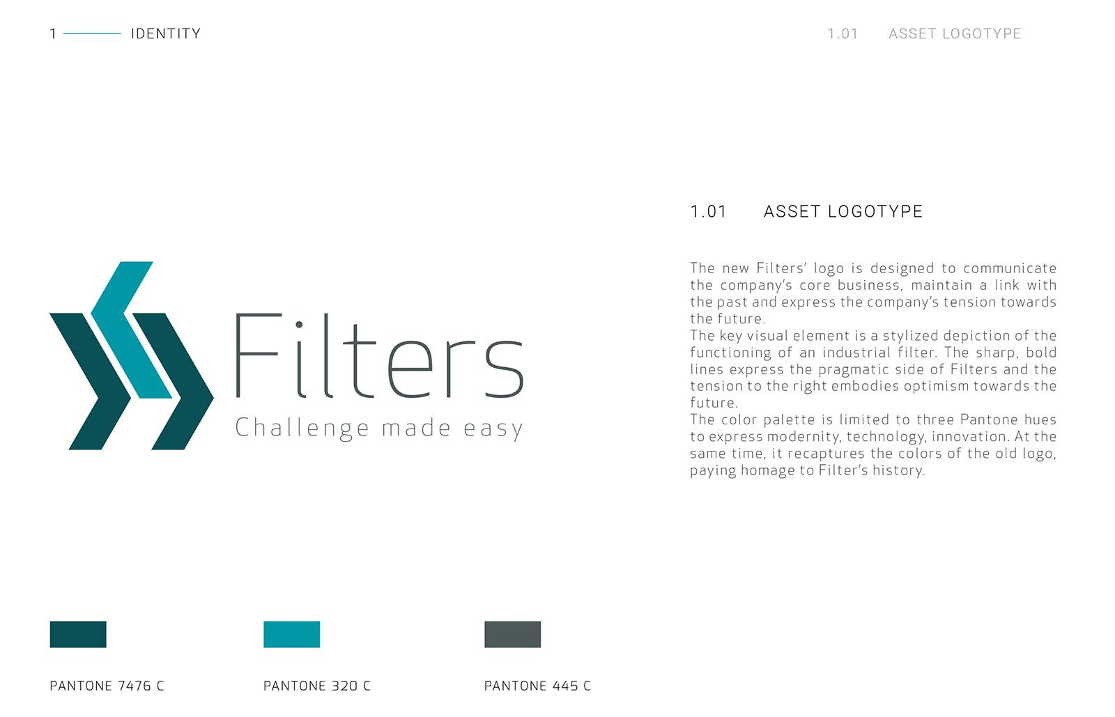 Brand Identity Filters